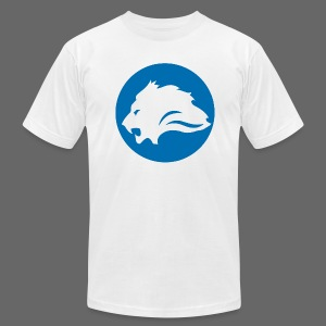 Thunder Lions - Men's T-Shirt by American Apparel