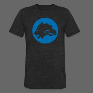 Thunder Lions - Unisex Tri-Blend T-Shirt by American Apparel