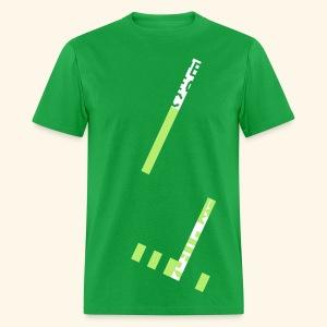 Greenscreen  - Men's T-Shirt