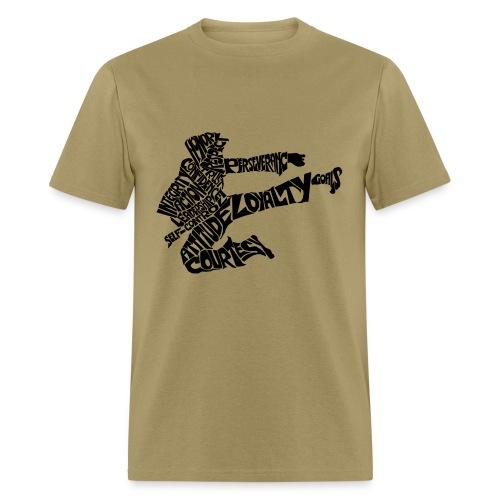 Martial Arts Life Skills - Men's T-Shirt