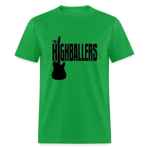 Highballers Spaceman Lime Men's T-Shirt - Men's T-Shirt