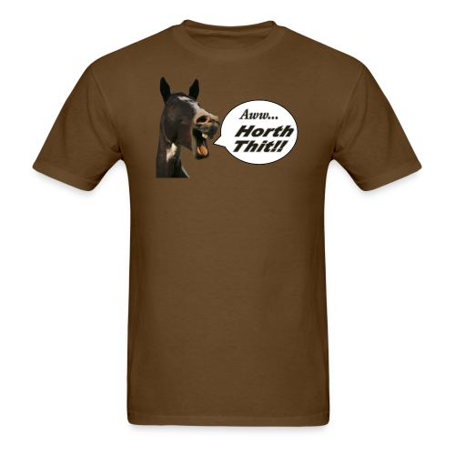 Men's Standard T- Front- Horth Thit! - Men's T-Shirt