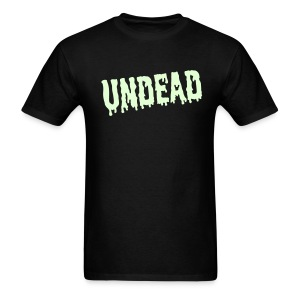 UNDEAD T-Shirt GLOW-IN-THE-DARK T-Shirt - Men's T-Shirt