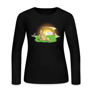 Australia VS New Zealand - Women's Long Sleeve Jersey T-Shirt
