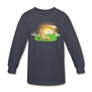 Australia VS New Zealand - Kids' Long Sleeve T-Shirt