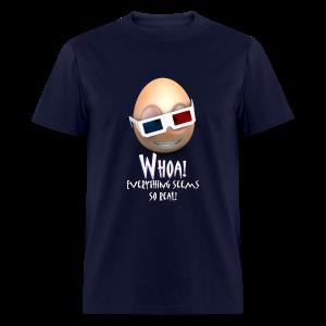 Jason's a Moron - 3D Glasses - Mens shirt - Men's T-Shirt