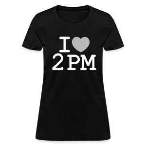 I ♥ 2PM - Women's T-Shirt