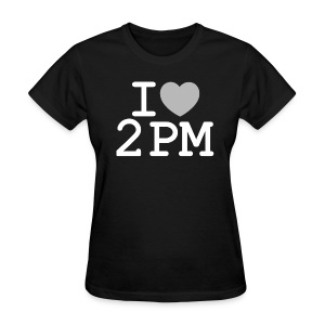 I ♥ 2PM - Women's T-Shirt