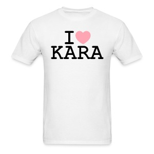 I ♥ KARA - Men's T-Shirt