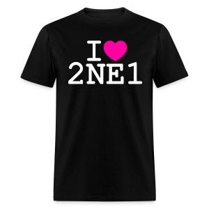 I ♥ 2NE1 - Men's T-Shirt