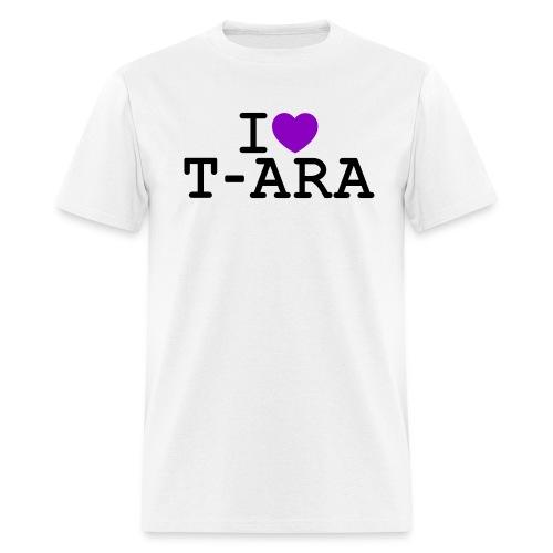 I ♥ T-ARA - Men's T-Shirt