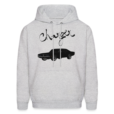 Charger Muscle Car Hoodies