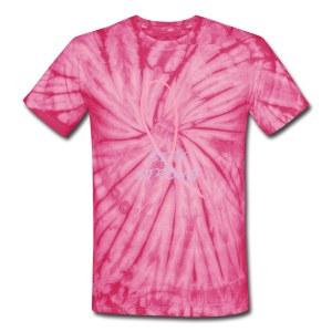 Breast Cancer Awareness - Unisex Tie Dye T-Shirt