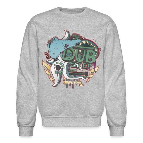 Pull Over Dubstep Monsters - Crewneck Sweatshirt