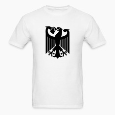 Coat of arms of Germany (drinking beer) T-Shirts