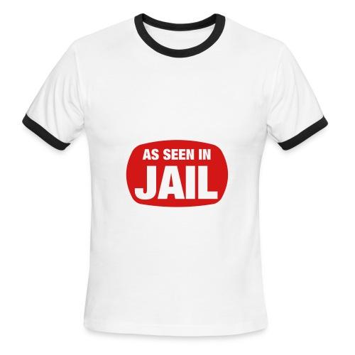 Funny T-Shirt - Men's Ringer T-Shirt