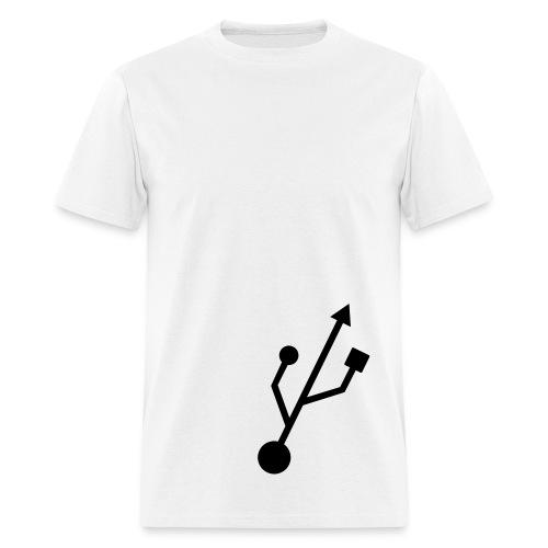 USB-Tee (Orig.) - Men's T-Shirt