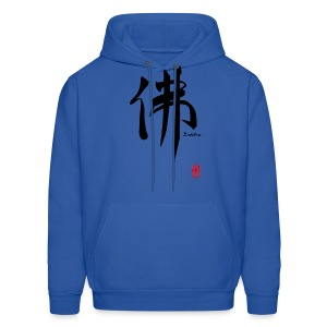 Men's Buddha Hooded Sweat Shirt - Men's Hoodie