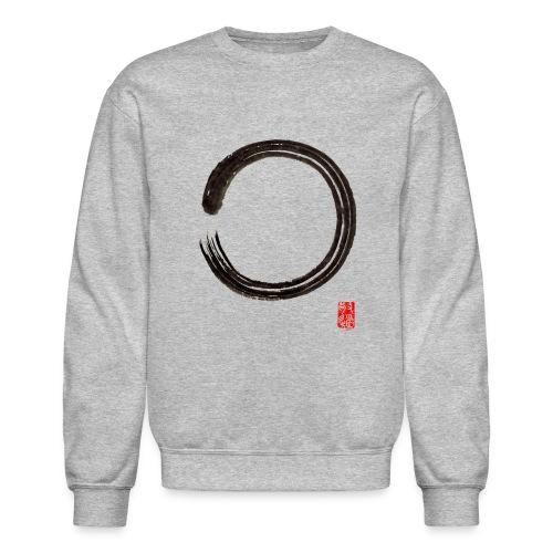 Men's Enso Sweat Shirt - Crewneck Sweatshirt