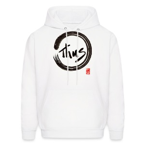 Men's Thus Hooded Sweat Shirt - Men's Hoodie