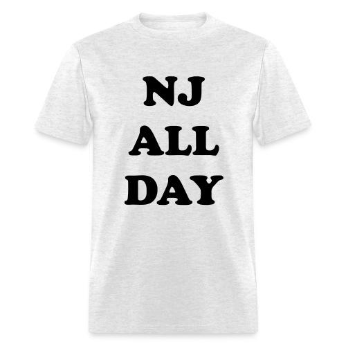 NJ All Day - Men's T-Shirt
