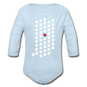 Indianapolis, IN - Baby - Long Sleeve Baby Bodysuit