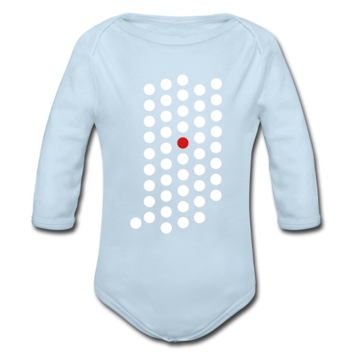 Indianapolis, IN - Baby - Organic Long Sleeve Baby Bodysuit