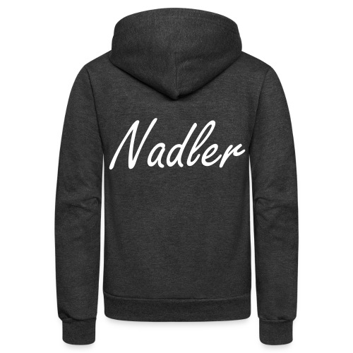 Sweater Name :) - Unisex Fleece Zip Hoodie