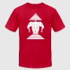 Erawan Lao / Laos Flag T-Shirts - Men's T-Shirt by American Apparel