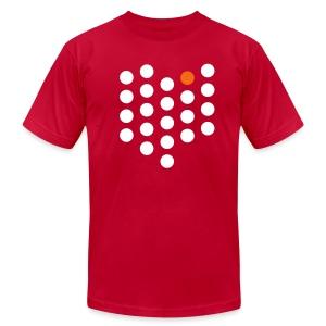 Cleveland, OH - Mens - Men's Fine Jersey T-Shirt