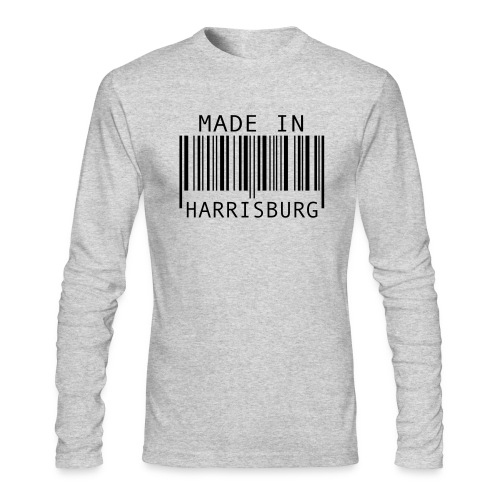 Made in Hbg Long Sleeve - Men's Long Sleeve T-Shirt by Next Level