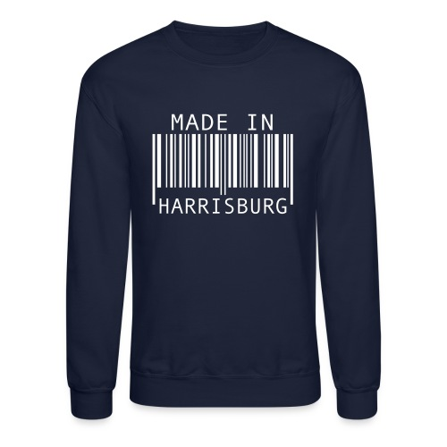 Made in Hbg Sweatshirt  - Crewneck Sweatshirt
