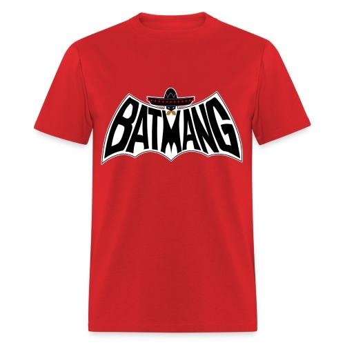 Batmang! for guys. - Men's T-Shirt