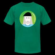 T-Shirts ~ Men's T-Shirt by American Apparel ~ Minimal Jorge (American Apparel)