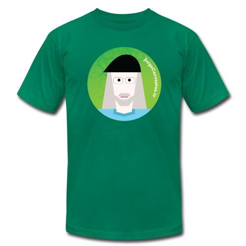 Minimal Jorge (American Apparel) - Men's Fine Jersey T-Shirt