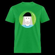 T-Shirts ~ Men's T-Shirt ~ Minimal Jorge