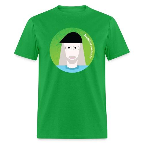 Minimal Jorge - Men's T-Shirt