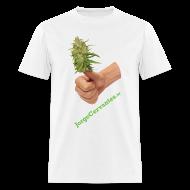T-Shirts ~ Men's T-Shirt ~ Jorge Cervantes TV Thumbs Up Bud
