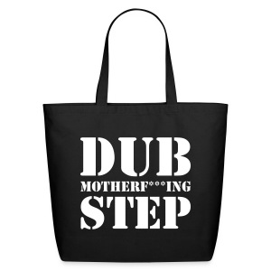 Dubstep Cotton Tote - Eco-Friendly Cotton Tote