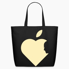 Apple Heart jobs (1c) Bags