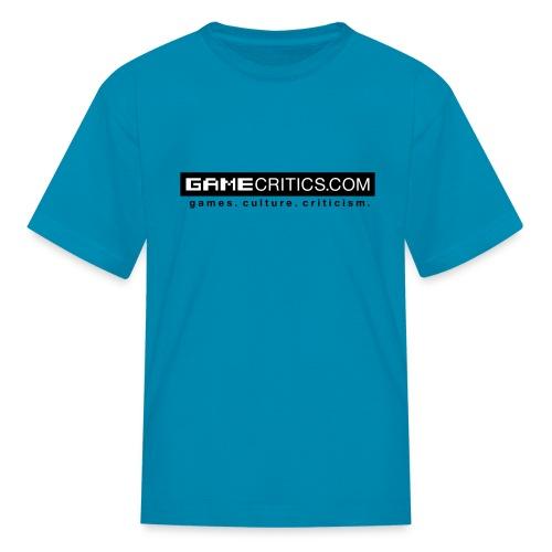 GameCritics.com for Children - Kids' T-Shirt