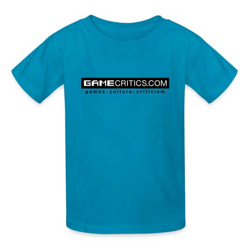 GameCritics.com for Children - Kids' T-Shirt