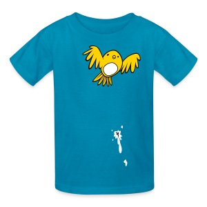 Pretty Bird Shirt - Kids' T-Shirt