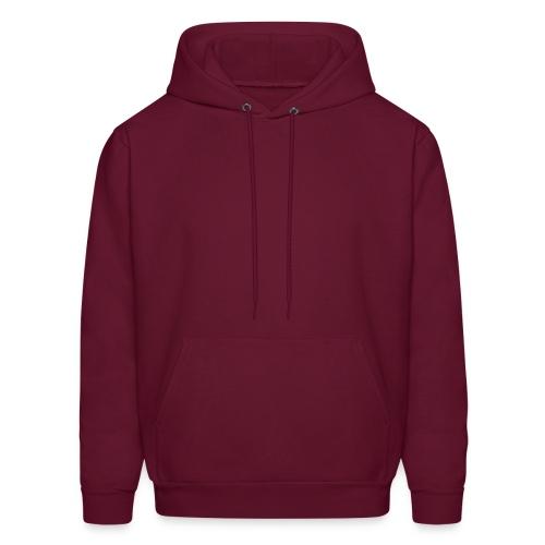 Men's Hooded Sweatshirt - Men's Hoodie