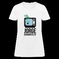 Women's T-Shirts ~ Women's T-Shirt ~ Jorge Cervantes TV
