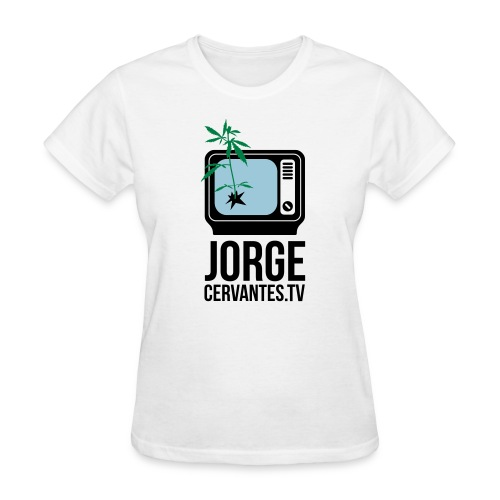 Jorge Cervantes TV  - Women's T-Shirt