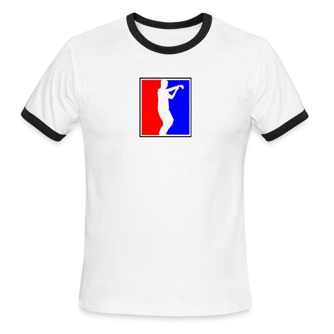 Men's Ringer Tai Chi Shirt