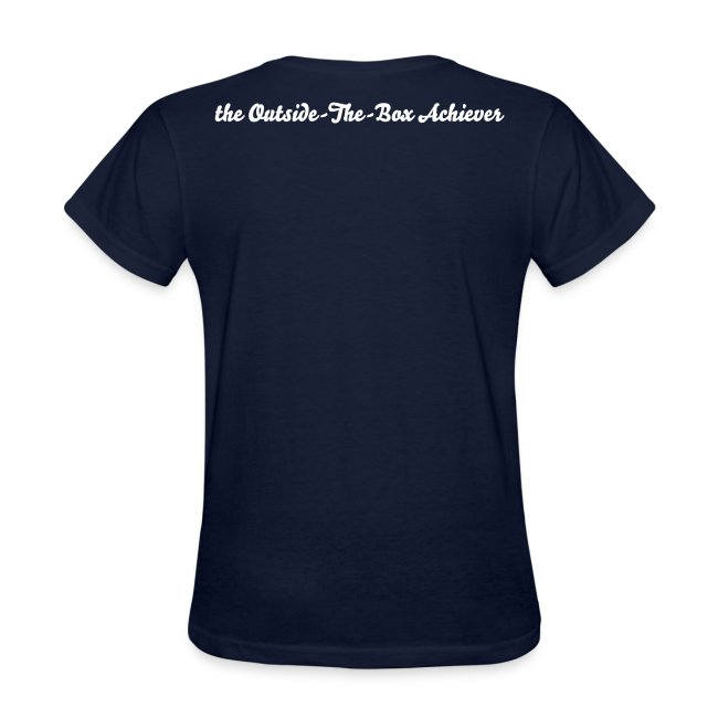 the Outside-The-Box Achiever Women's classic