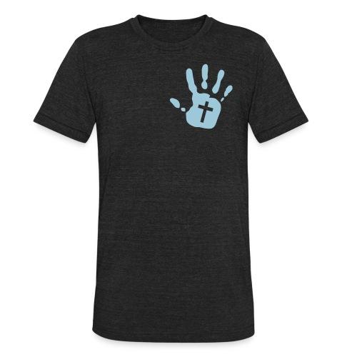 The Hand - Unisex Tri-Blend T-Shirt