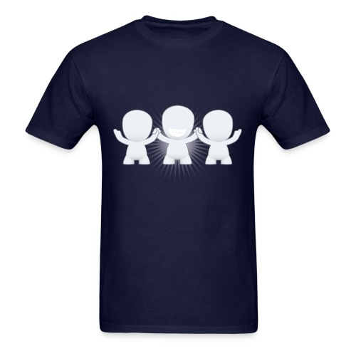 the Social Creature Men's classic - Men's T-Shirt